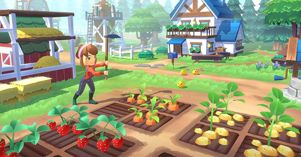 เกมปลูกผัก